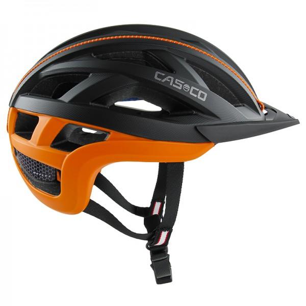 Cuda 2 schwarz-orange Struktur