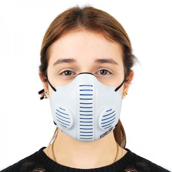 CASCO Mask 2.0 in weiß
