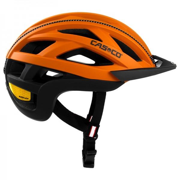 Allround Fahrradhelm Cuda2 für Frauen und Männer in orange matt