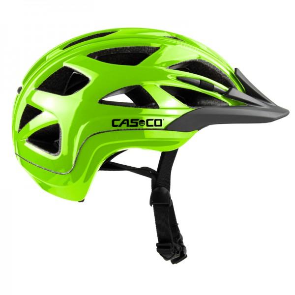 Activ 2 Fahrradhelm Junior in lime grün