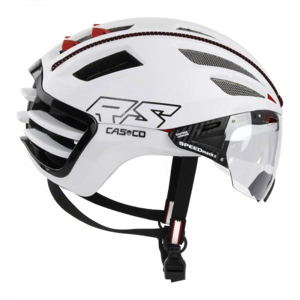 Helm Speedairo 2 RS mit Visier im Profil