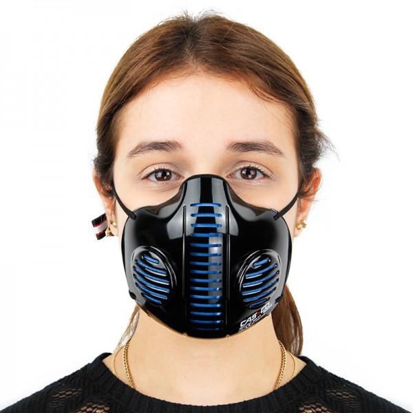 Casco Mask 2.0 in schwarz